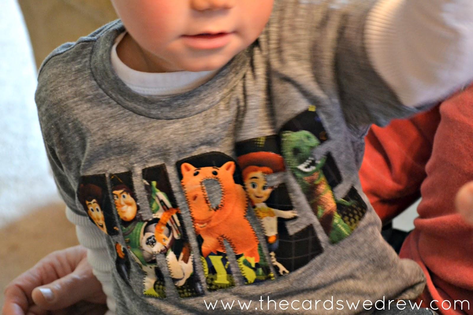 3rd Birthday Boy Shirts