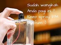 Tips Memakai Parfum Yang Benar Agar Wanginya Tahan Lama