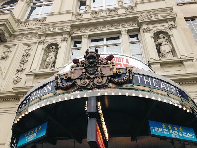クライテリオン・シアター(The Criterion Theatre)