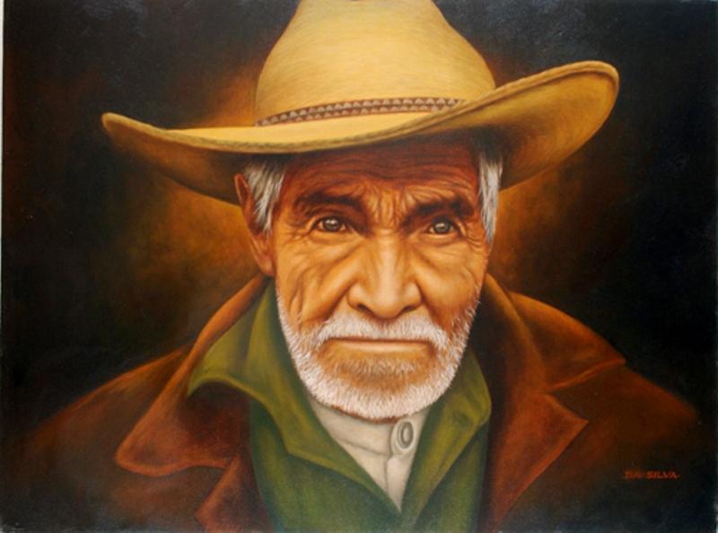 Pintura Moderna Y Fotografía Artística Galeria Retratos Masculinos óleo