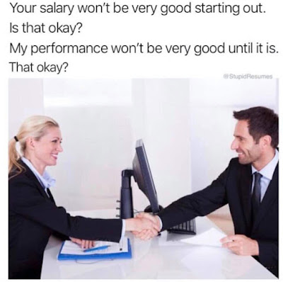 Your salary won't be very good starting out.  Is that okay?