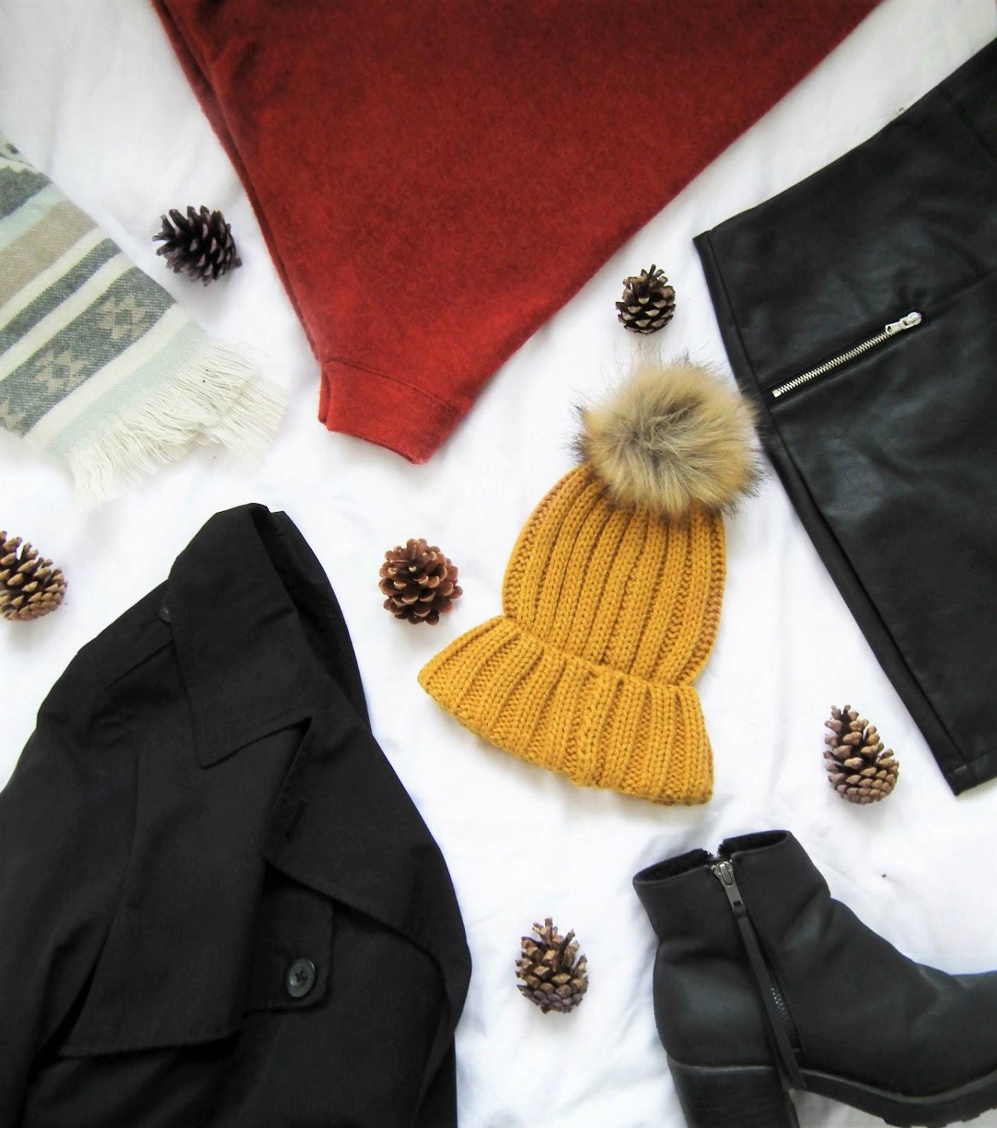 Autumn Fashion Essentials