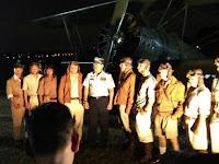 AU Gelar Napak Tilas Operasi Militer Udara Pertama Indonesia