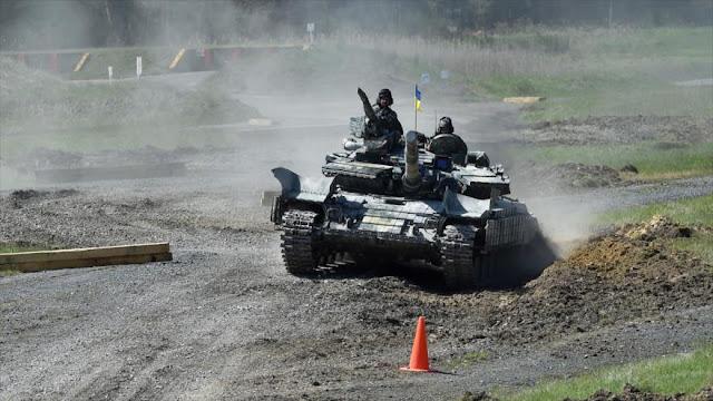 Putin advierte a EEUU que no suministre armas a Ucrania