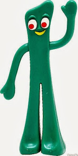 The Alzheimer's Caregiver as Gumby