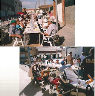 Esguard de Dona - Esmorzar de la Festa de la Verema i el Most 2004 a Sant Jaume dels Domenys