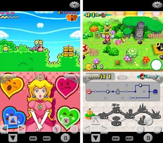 Emulador DS para Android: NDS Boy!