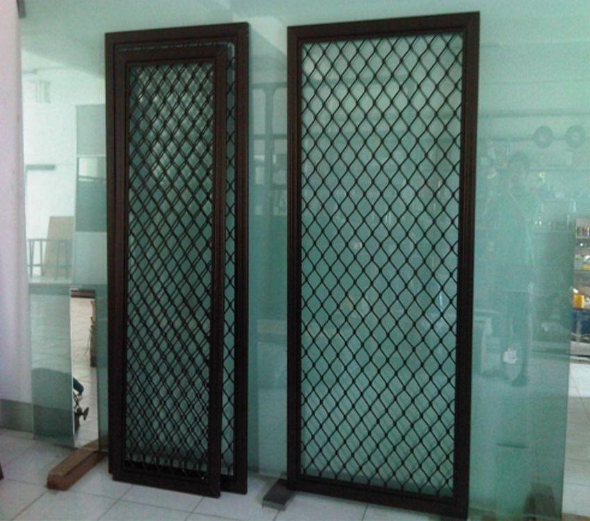 pintu dapur aluminium 1
