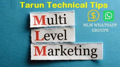 Join Now! MLM WhatsApp Group Join Link List 2019 | Tarun
