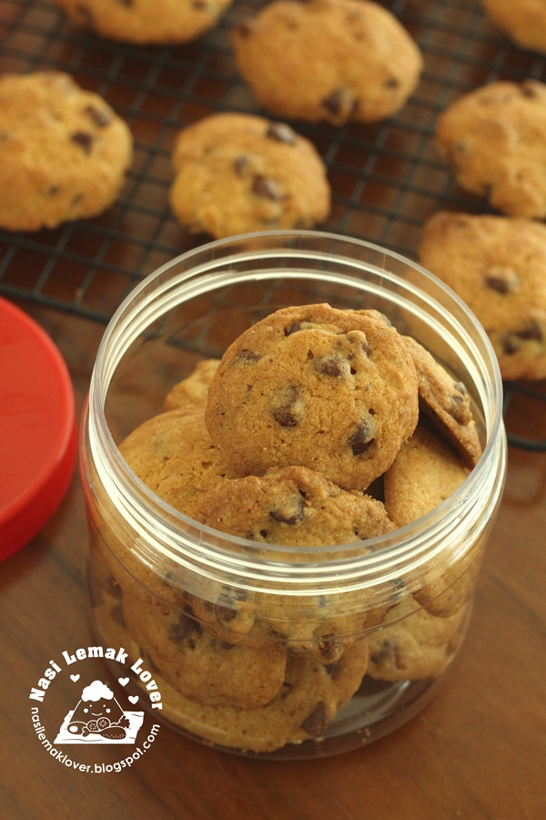 American Chocolate Chips Cookies   ???????