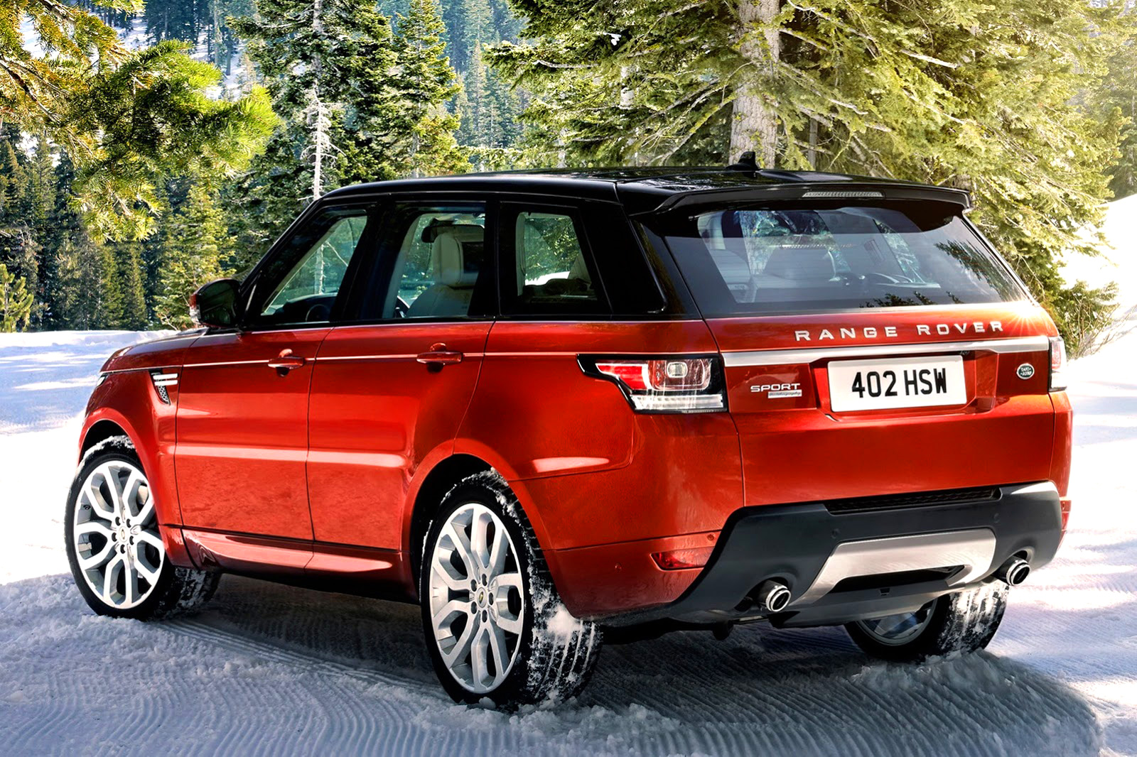 Jake's Car World: 2014 Range Rover Sport Debut In New York
