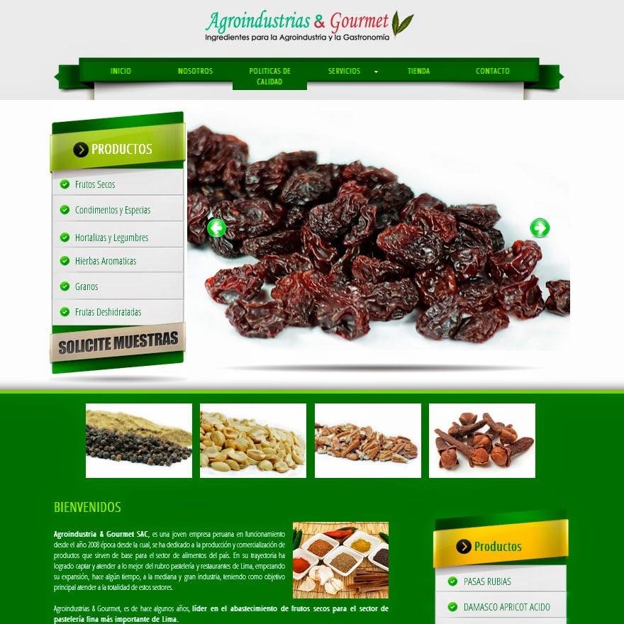 Agroindustrias & Gourmet