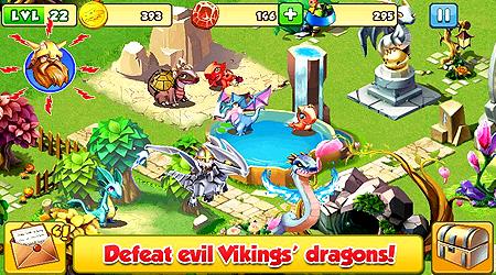 Dragon Mania Mod Apk v4.0.0