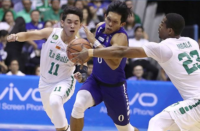 LIVE STREAM: Ateneo vs La Salle UAAP Season 80 Game 3 Finals