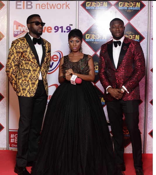 AY, Dakore, Siruti, Femi Salami, Others Storm GMAA 2016 In Lovely Outfits