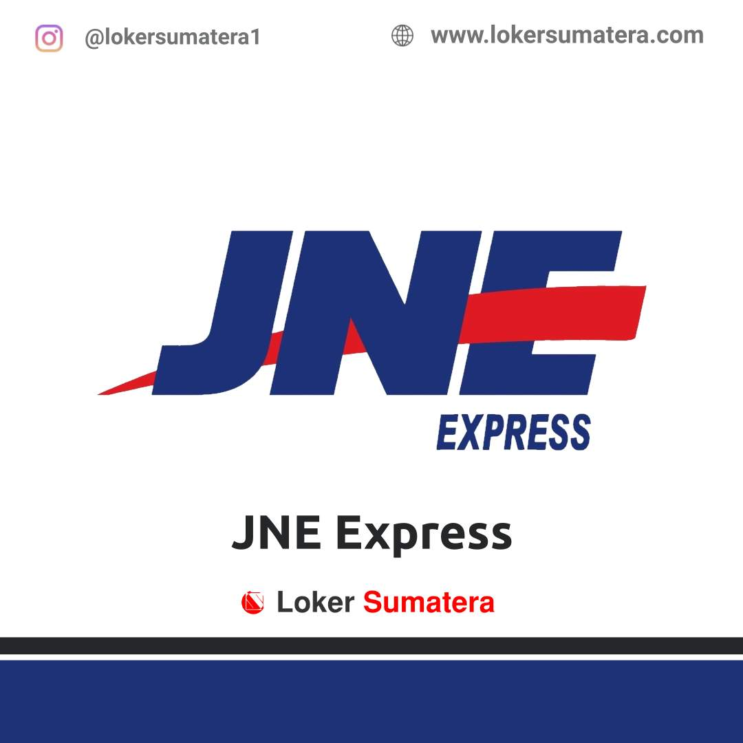 Lowongan Kerja Dharmasraya: JNE Express September 2020