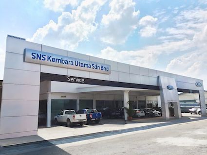 Motoring Malaysia Ford And Sime Darby Auto Officially Opens The