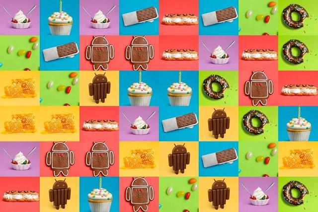 Kenapa Nama Android Selalu Nama Makanan ?