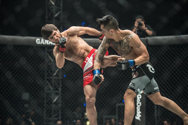 Martin Nguyen Crowned New One Featherweight World Champion