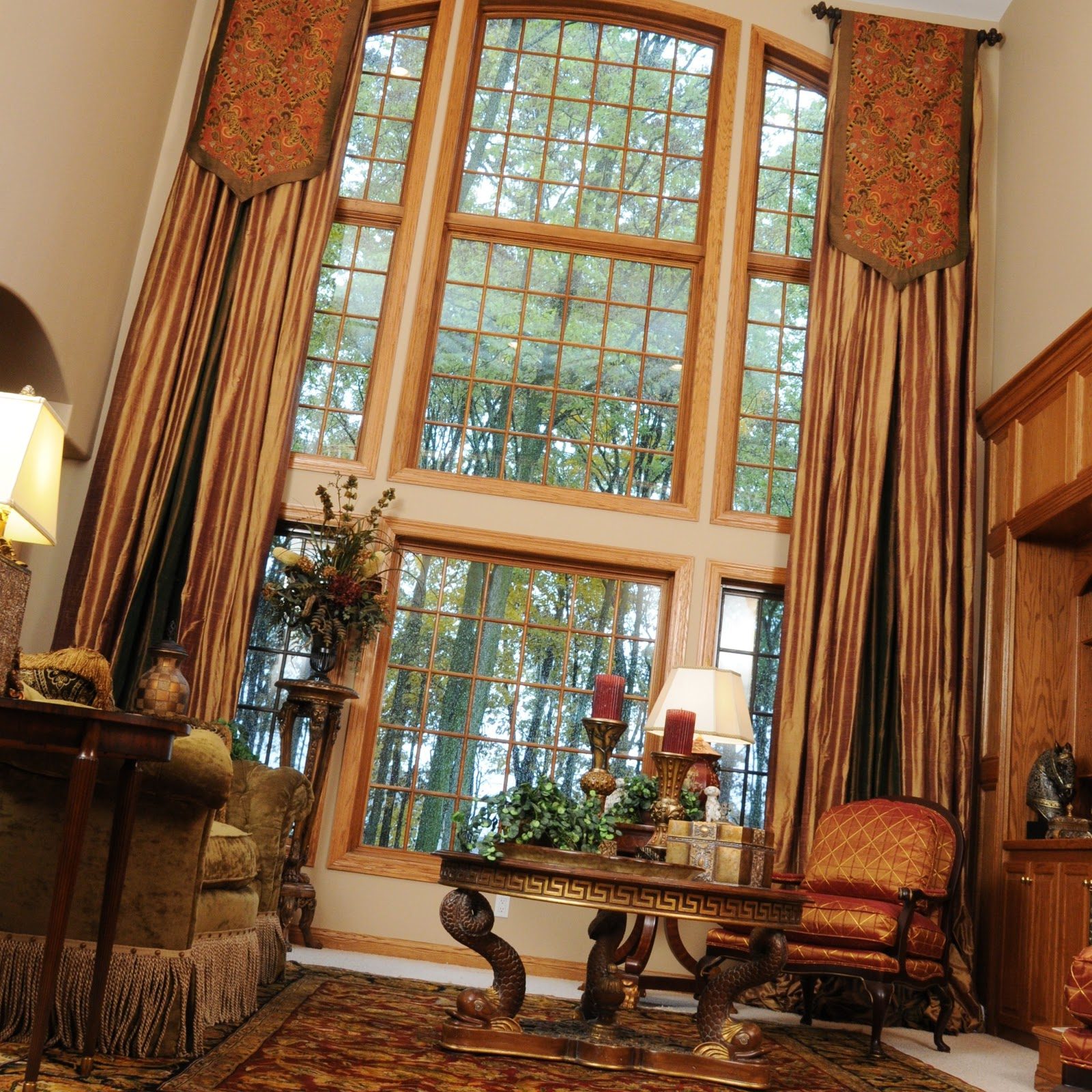 Custom D Ry Panels Curtains Valances And Other Things