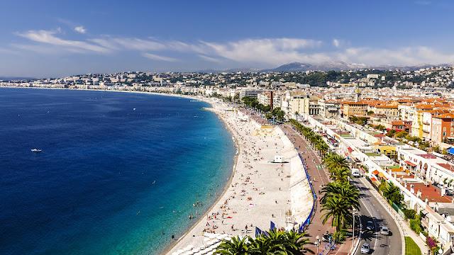 Chasse au trésor à Nice
