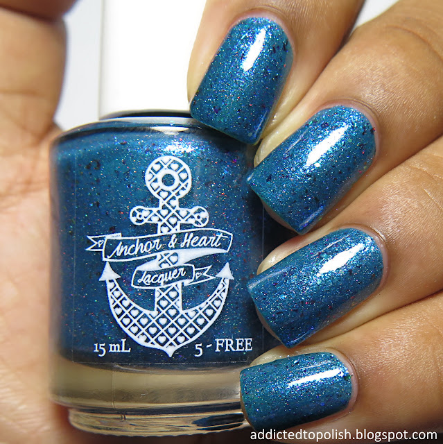 anchor and heart lacquer ocean nanigans