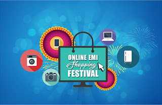 Get Rs. 1500 voucher on Online EMI Shopping Festival!