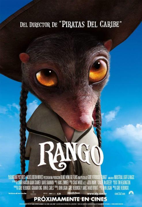 Rango | Teaser Trailer