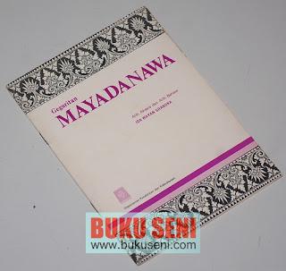 Geguritan Mayadanawa Ida Wayan Granoka