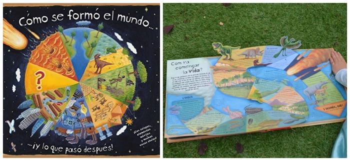 los mejores libros informativos para niños, libros conocimientos historia evolución, planeta, civilizaciones