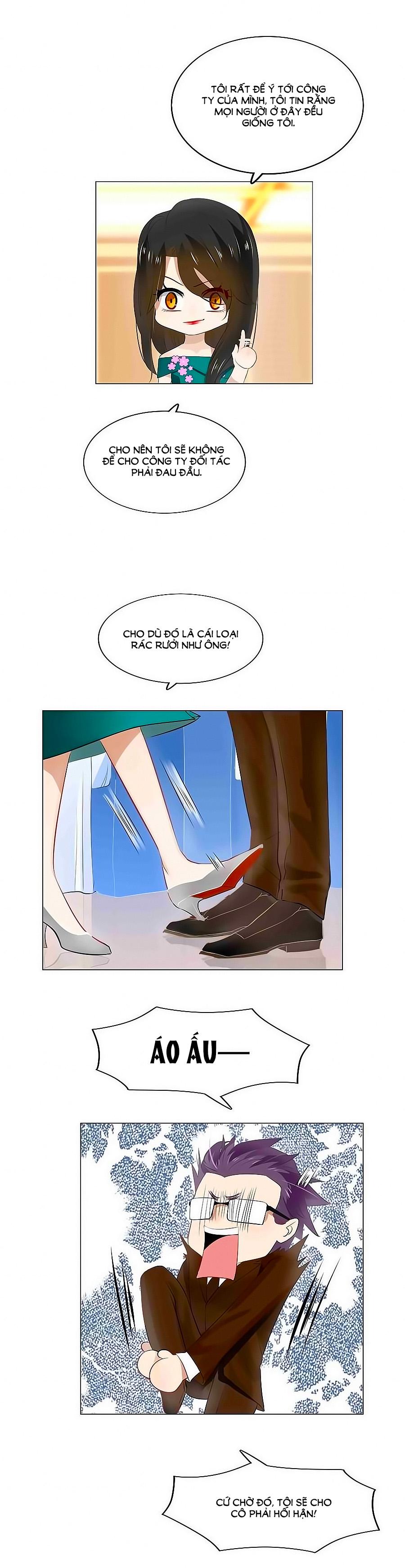 Kết Hôn Không Dễ chap 42 - Trang 8