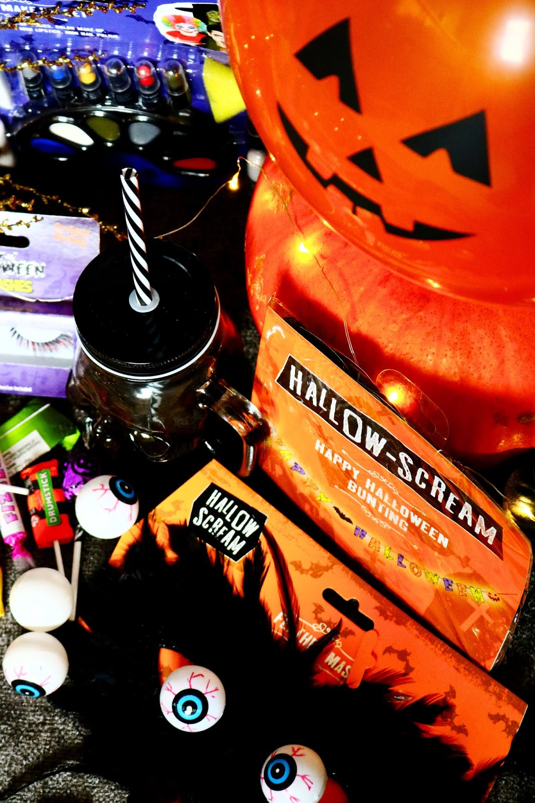 Halloween with Home Bargains • Beauty And Nothingness By