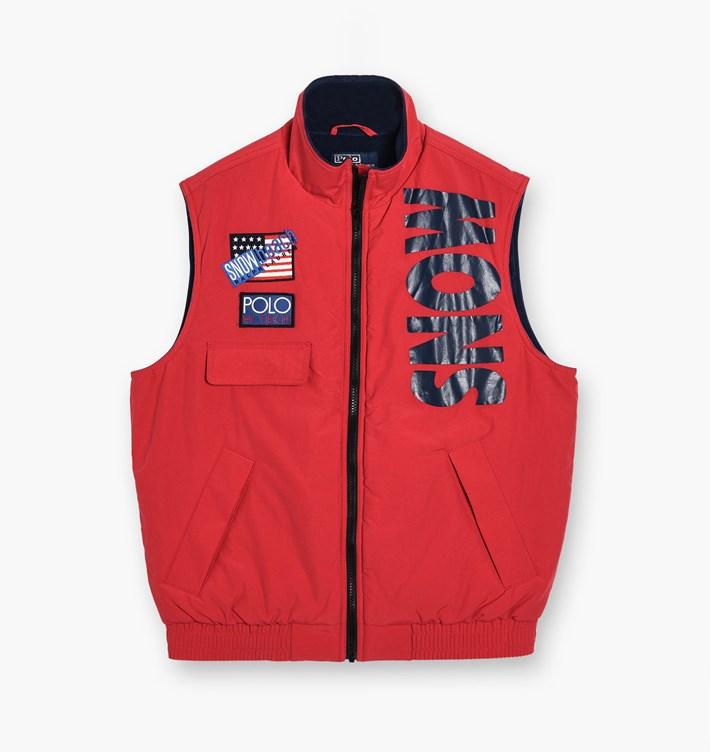 28aceba46b9f7 Ralph Lauren Snow Beach Vest