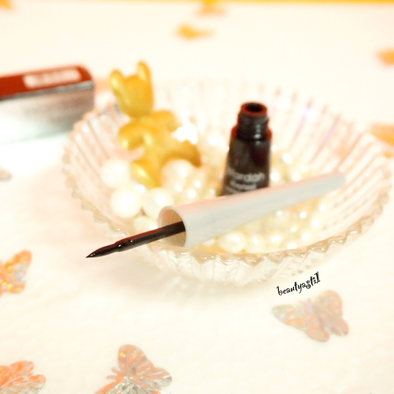 WARDAH EYEXPERT STAYLAST LIQUID EYELINER - REVIEW