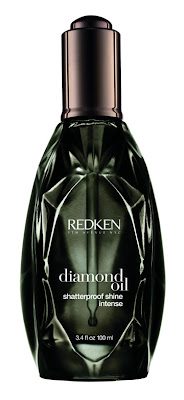 A picture of the Redken Diamond Oil Shatterproof Shine Intense Hair Product