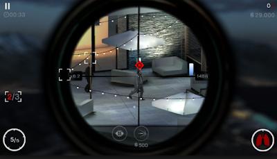 Hitman: Sniper In Game
