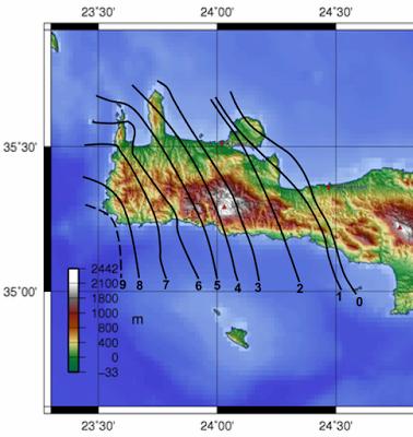 21 ΙΟΥΛΙΟΥ 365 μ.Χ. ο ισχυρότερος σεισμός στη Μεσόγειο