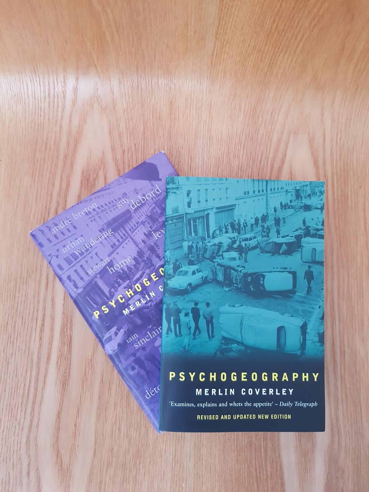 PSYCHOGEOGRAPHY MERLIN COVERLEY EPUB