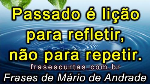 Imagens e Frases de Mário de Andrade