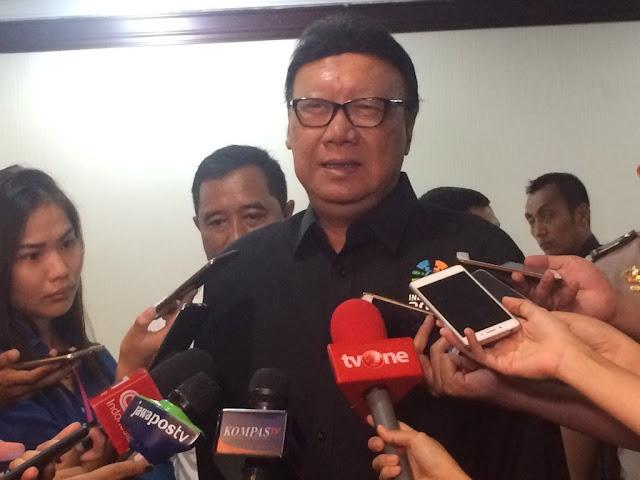 Klaim Mendagri: Dana kelurahan Diwacanakan 2 Tahun Lalu