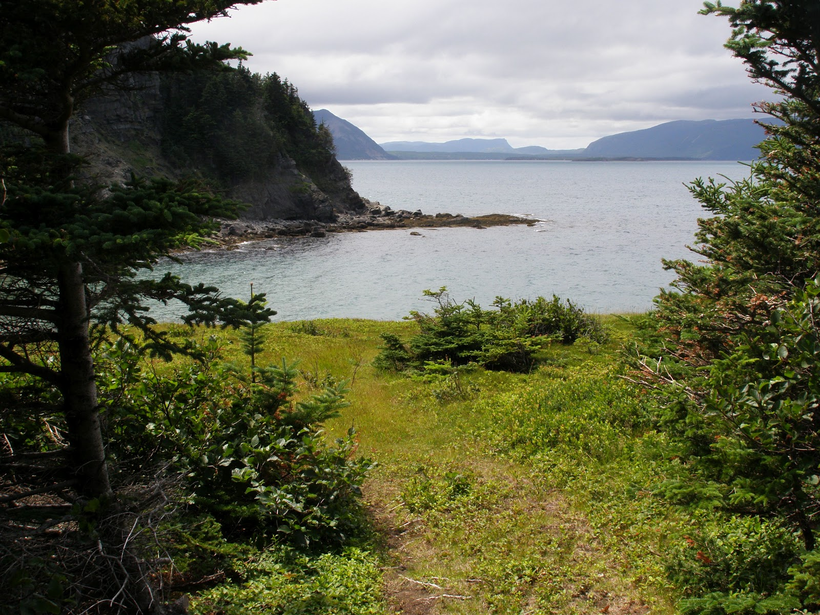 Northern Exposure 2012: Last Day at Woods Island, Bay of ...