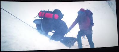 Perjuangan menuju puncak Everest