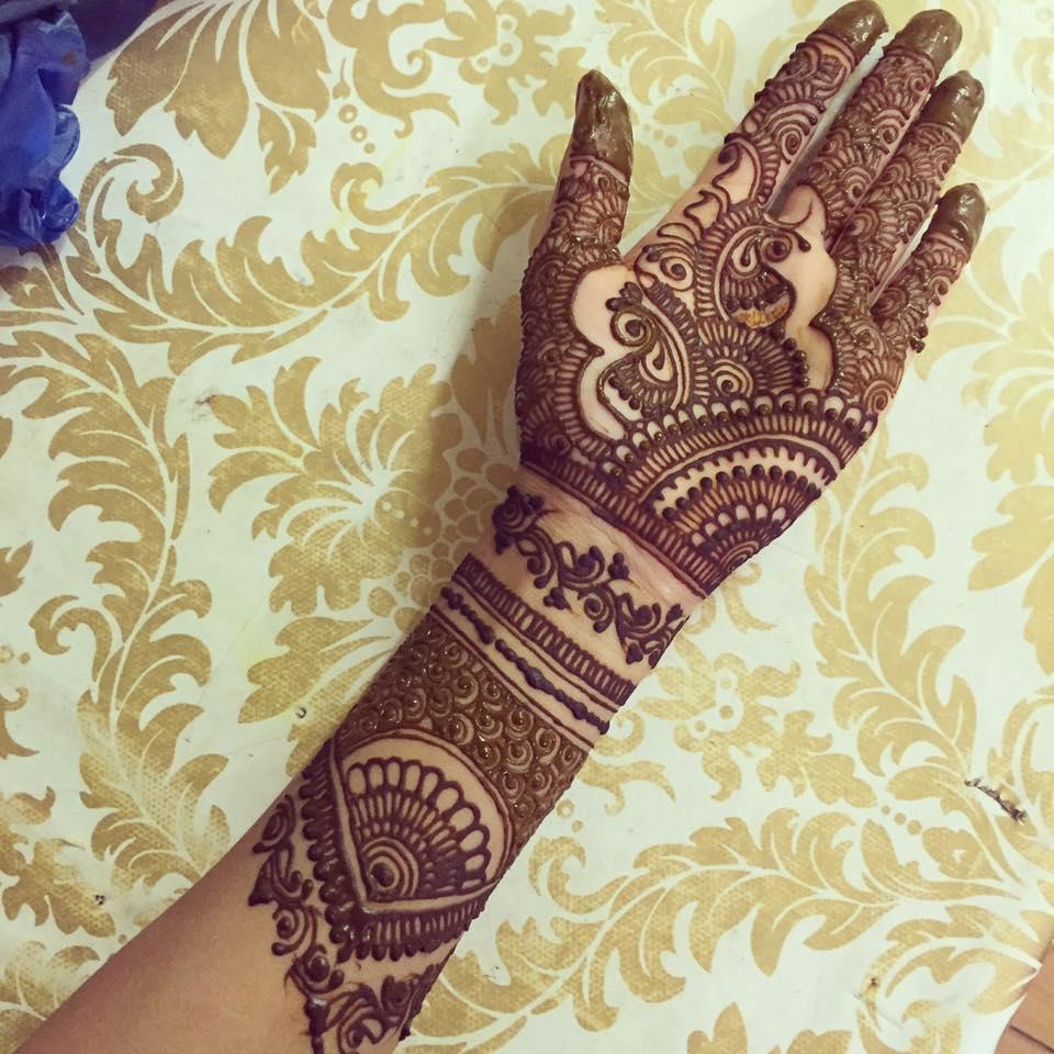 Mehndi Designs Rangoli : Top awesome rangoli and henna mehndi designs
