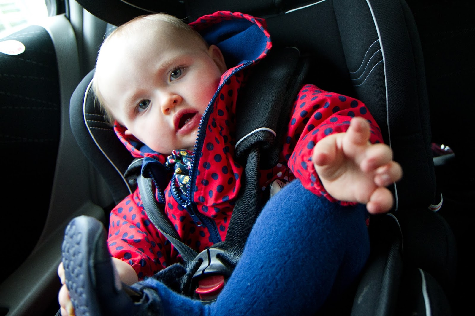 Choosing The Best Child Car Seat For Your Little One