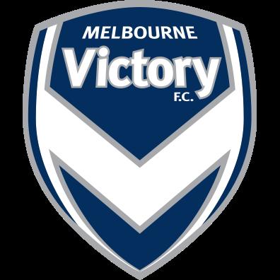 Logo Klub Sepakbola Melbourne Victory PNG