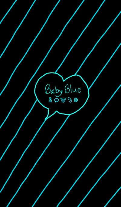 Baby Blue theme
