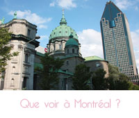 Canada: Guide pratique de Montréal pour touriste aventurier