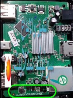 فلاشة الاصلية  كامكس CAMIX 999 HD MINI 4K