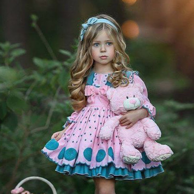 Bowknot Decorated Long Sleeve Tiered Dress