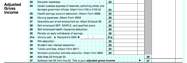 In this section, you will find a few regular expenses which may lower your taxable income.